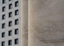 Fascist architecture royalty free stock photos
