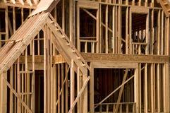 Fase d'inquadramento della Camera di costruzione Immagini Stock