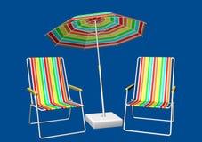 fase de chaise longue de ? Image stock