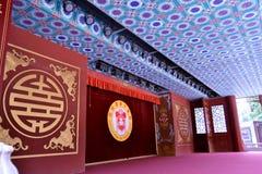 Fase de Peking Opera do chinês Foto de Stock Royalty Free