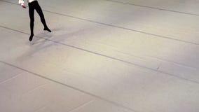 Fase del teatro di balletto archivi video