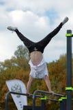 Fase di St Petersburg della coppa del Mondo di allenamento della via Fotografia Stock