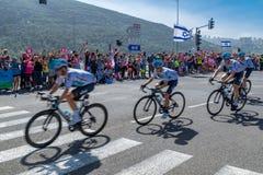 Fase 2 do Giro 2018 d Italia Fotografia de Stock