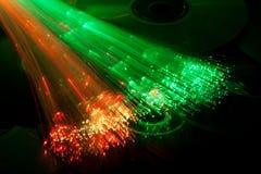 Faser optique Stockbilder