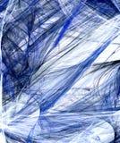 Fasern der abstrakten Kunst der Farbe, Hintergrund. vektor abbildung