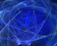 Fasern der Farbabstrakten kunst, Hintergrund. stock abbildung