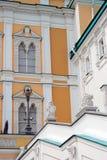 Fasetterad kammare kremlin moscow Lokal för Unesco-världsarv Royaltyfri Fotografi