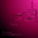 Fashio Background Stock Photography