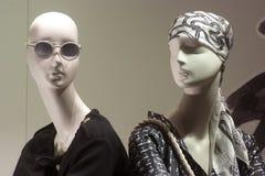 Fashiom  retail display. Fashion  display mall retail shopping luxury gift window showroom Royalty Free Stock Image
