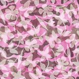 Fashion abstract camouflage background stock illustration