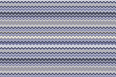 Fashion abstract geometrical chevron pattern. Seamless vector background. blue. beige. violet Royalty Free Stock Photography