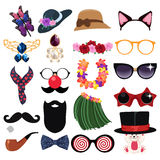 Fashion Accessories Design Elements Royalty Free Stock Images