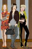 Fashion Accessory, Fashion, Fashion Model, Design royalty free stock photography