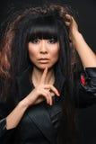 Fashion asian woman Royalty Free Stock Image
