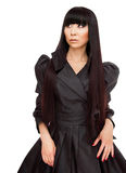 Fashion asian woman Royalty Free Stock Images