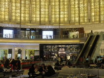 Fashion Avenue at Dubai Mall in Dubai, UAE Royalty Free Stock Photo