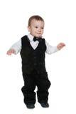Fashion baby boy Stock Photography
