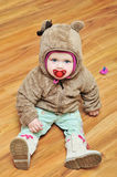 Fashion baby Stock Photo