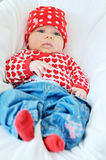 Fashion baby Stock Images