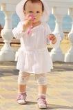 Fashion baby Royalty Free Stock Image