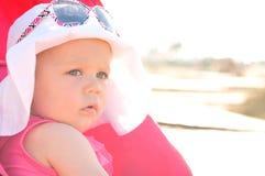 Fashion baby girl Stock Image