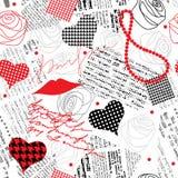 Fashion background Stock Photography