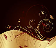 Fashion background vector Royalty Free Stock Photography