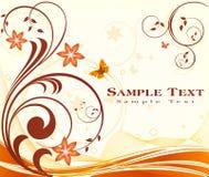 Fashion background vector royalty free illustration