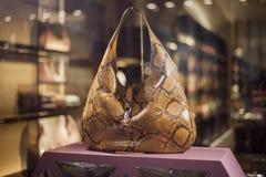 Fashion bag. Luxury elegance personal accessory Stock Image