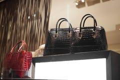 Fashion bag. Luxury elegance personal accessory Stock Photos