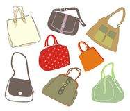 Free Fashion Bags Stock Images - 1196994