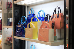 fashion bags Stock Photo