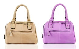 Fashion bags Royalty Free Stock Images