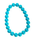 Fashion beads Royalty Free Stock Image