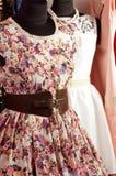 Fashion beautiful dress stock photos