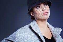 Fashion Beautiful Woman Stock Images