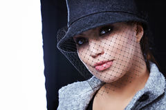 Fashion Beautiful Woman Royalty Free Stock Photo