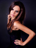 Fashion beauty Royalty Free Stock Photo