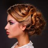 Fashion Beauty Portrait Stock Photography