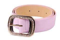 Fashion belt Stock Image