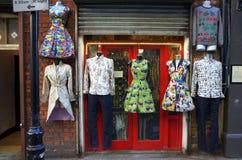 Fashion Boutique - London Royalty Free Stock Photo