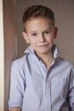 Fashion Boy Royalty Free Stock Photos