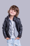 Fashion boy Stock Photography