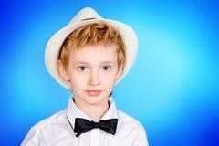 Fashion boy Stock Photo