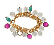 Fashion bracelet Stock Photos