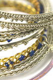 Fashion bracelets Royalty Free Stock Photography