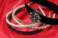 Fashion bracelets Stock Photography