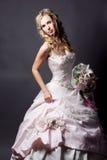 Fashion bride Royalty Free Stock Photo