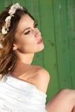 Fashion Bride Portrait Stock Images