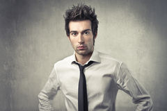 Fashion businessman Stock Photo